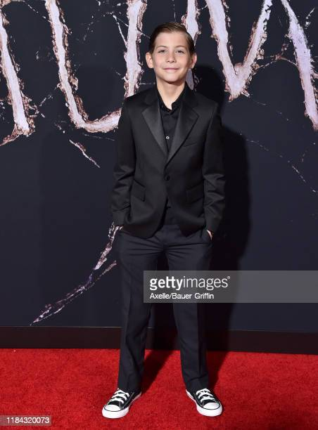 Jacob Tremblay attends the Premiere of Warner Bros Pictures' Doctor Sleep at Westwood Regency Theater on October 29 2019 in Los Angeles California