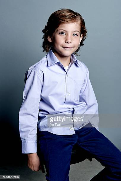 Jacob Tremblay is photographed at the Toronto Film Festival for Variety on September 12 2015 in Toronto Ontario Published Image