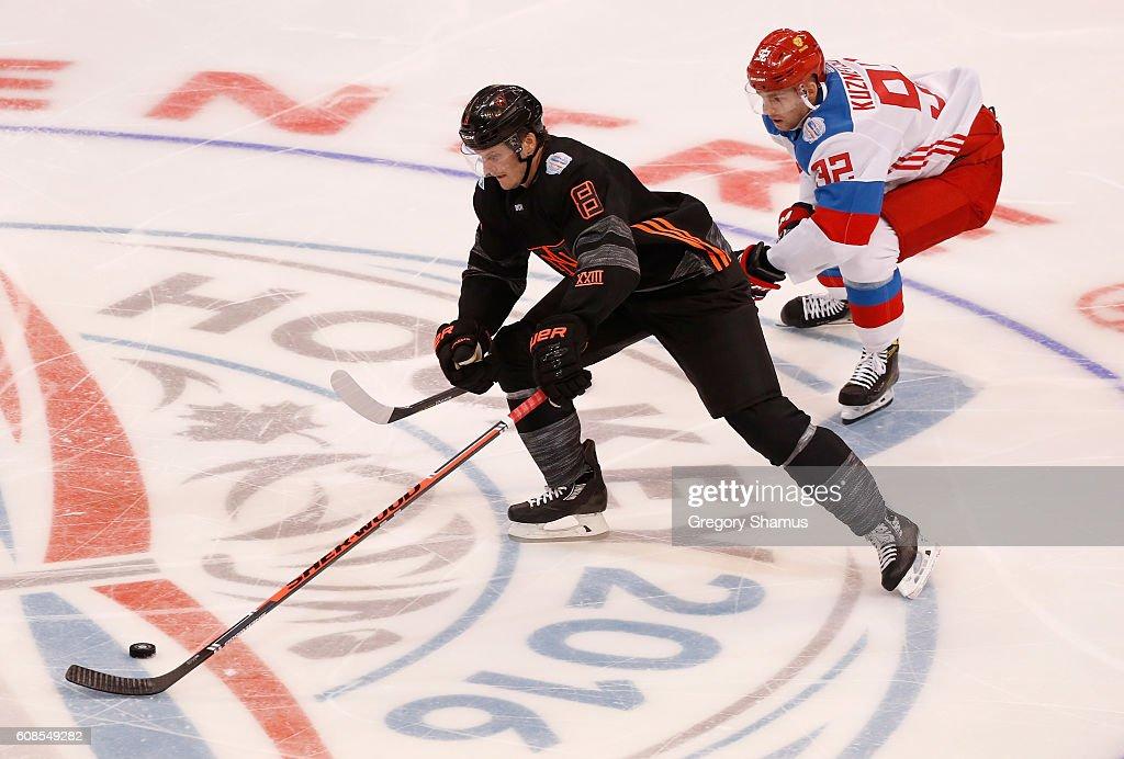 World Cup Of Hockey 2016 - Team Russia v Team North America : News Photo