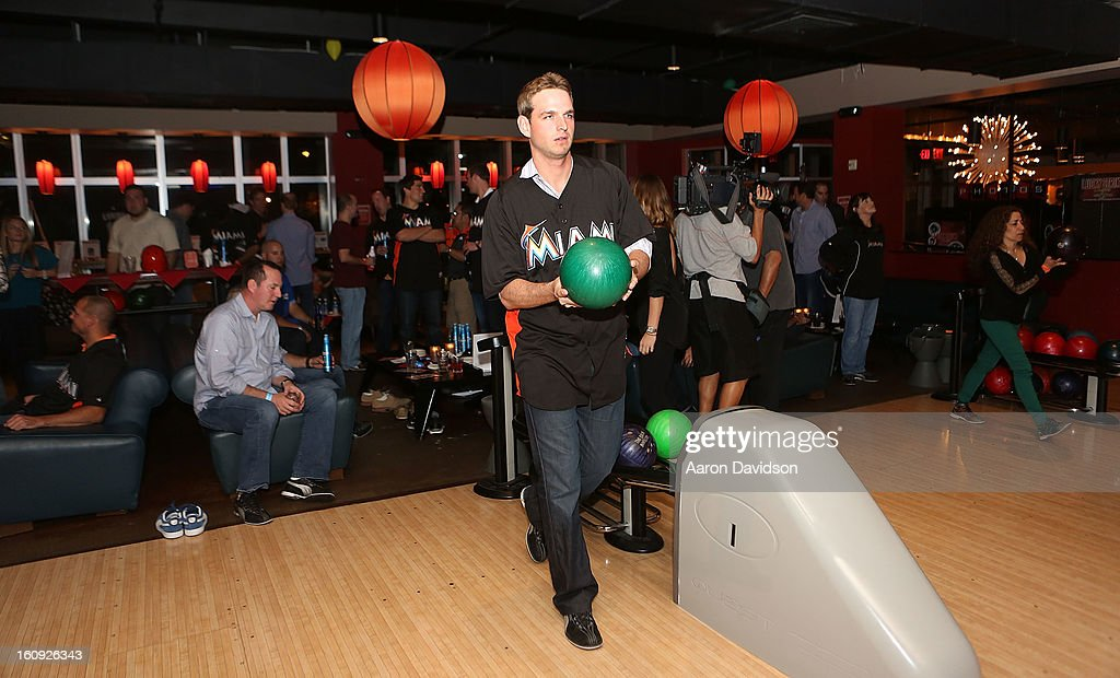 Jacob Turner attends The Miami Marlins Host 7th Annual BaseBowl at Lucky Strike Lanes on February 7, 2013 in Miami Beach, Florida.