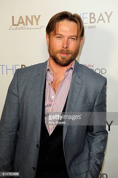 Jacob Young attends the 5th Annual LANY Entertainment Mixer at St Felix on March 10 2016 in Hollywood California