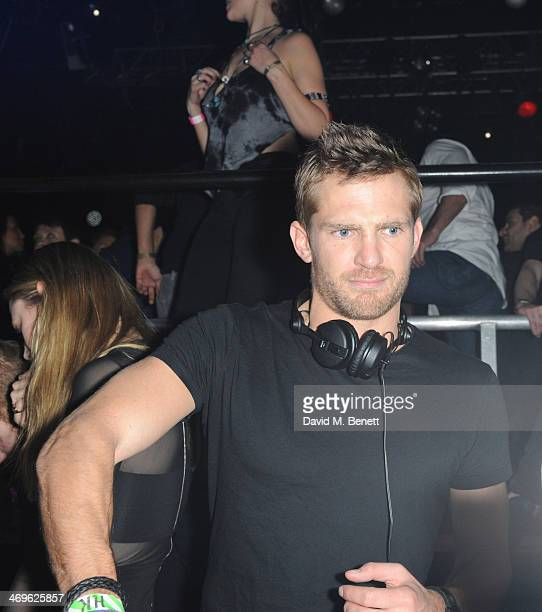Jacobi AnstrutherGoughCalthorpe attends HOUSEKEEPING Seven Deadly Sins at KOKO Camden on February 15 2014 in London England