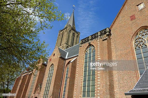jacobikerk (st. james' church) in utrech - frans sellies stock pictures, royalty-free photos & images