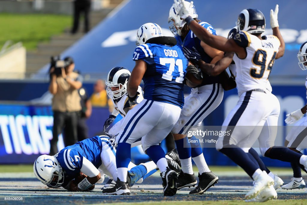 Indianapolis Colts vLos Angeles Rams