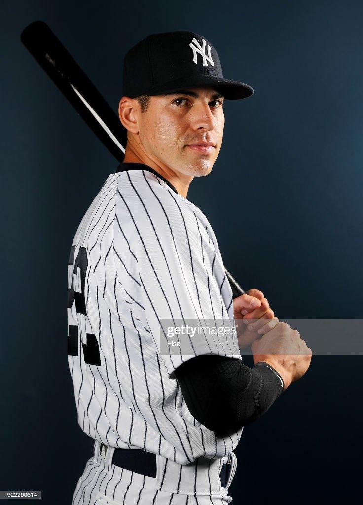New York Yankees Photo Day : ニュース写真