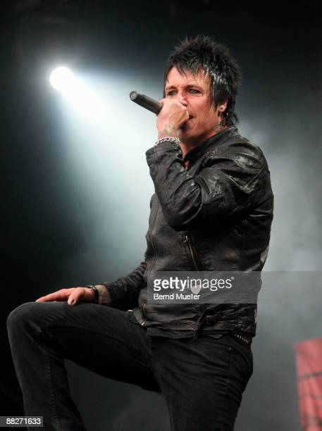 Jacoby Shaddix of Papa Roach performs on stage on day 2 of Rock Im Park at Frankenstadion on June 6, 2009 in Nuremberg, Germany.