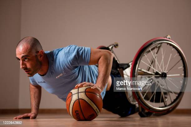 Jacopo Geninazzi trains in isolation on May 03, 2020 in Monza, Italy. The coronavirus and the disease it causes, COVID-19, are having a fundamental...