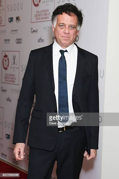 Jacopo Quadri attends the Critics' Circle Film Awards at The Mayfair Hotel on January 22 2017 in London England