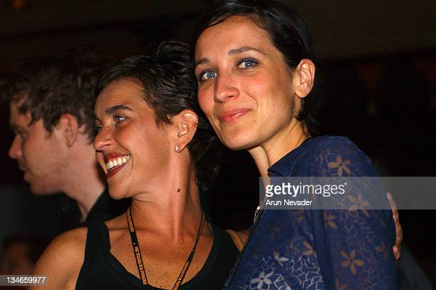 Jacque Butera and Ana Asensio during CineVegas 2004 House of Blues Hosts a CineVegas Party with Jason Mraz in Concert at House of Blues in Las Vegas...