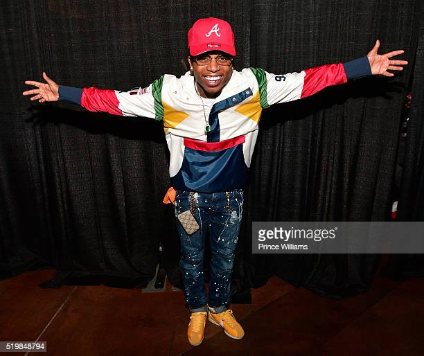 Jacquees attends The BMI Urban Showcase at Terminal West on April 5 2016 in Atlanta Georgia