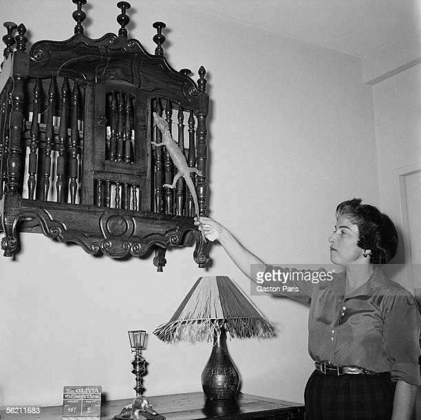 Jacqueline Audry French director France about 1955