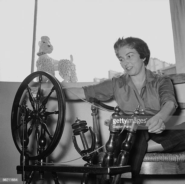 Jacqueline Audry French filmmaker about 1955