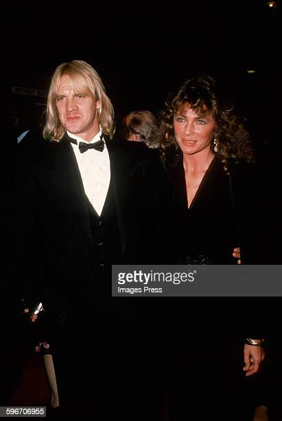 Jacqueline Bisset and Alexander Godunov circa 1981 in New York City