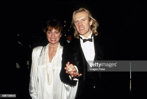 Jacqueline Bisset and Alexander Godunov circa 1985 in New York City