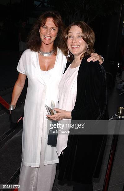Jacqueline Bisset and Micheline Bertrand