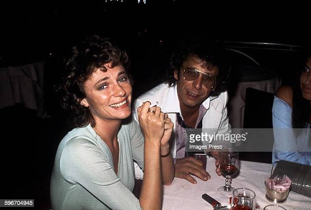 Jacqueline Bisset and Victor Drai circa 1977 in New York City