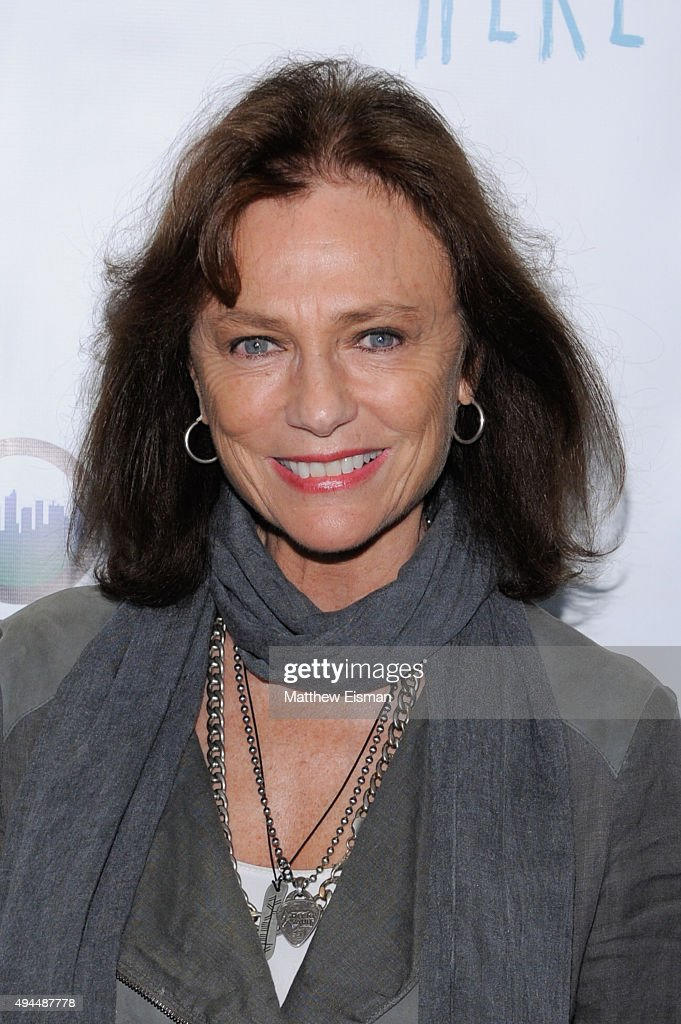 Jacqueline Bisset attends a Mamarazzi breakfast and talk back event with 'Miss You Already' at The Park Avenue Screening Room on October 27, 2015 in New York City.