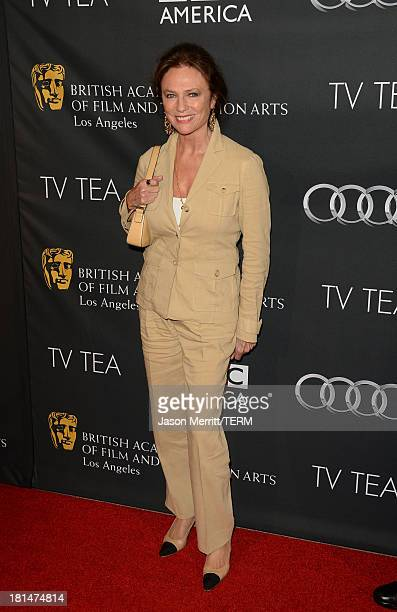 Jacqueline Bisset attends the BAFTA LA TV Tea 2013 presented by BBC America and Audi held at the SLS Hotel on September 21 2013 in Beverly Hills...