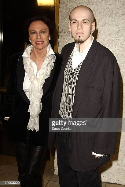 Jacqueline Bisset brother Nicolas during 'The Hours' Premiere Los Angeles at Mann's National Theatre in Westwood California United States