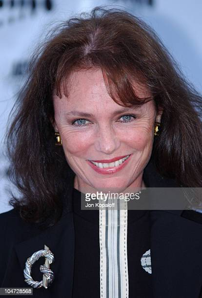 Jacqueline Bisset during 14th Annual GLAAD Media Awards Los Angeles at Kodak Theatre in Hollywood California United States