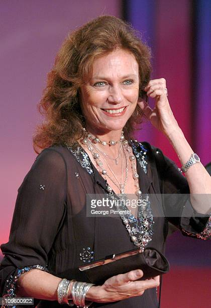 Jacqueline Bisset during 2005 Venice Film Festival 'The Fine Art of Love Mine HaHa' Premiere at Palazzo del Cinema in Venice Lido Italy