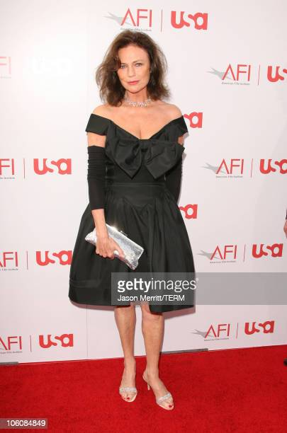 Jacqueline Bisset during 34th Annual AFI Lifetime Achievement Award A Tribute to Sean Connery Arrivals at Kodak Theatre in Hollywood California...