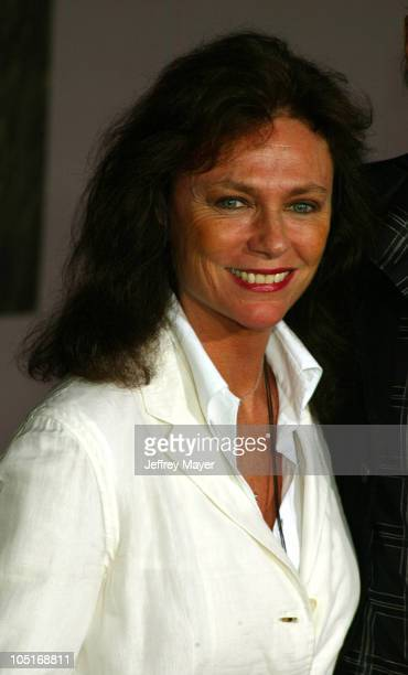 Jacqueline Bisset during 'Cold Creek Manor' Premiere at El Capitan Theatre in Hollywood California United States