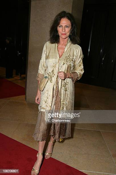 Jacqueline Bisset during Juvenile Diabetes Research Foundation Annual Gala at Beverly Hilton Hotel in Beverly Hills California United States