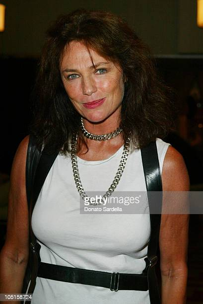 Jacqueline Bisset during Launch of Terme Di Salsomaggiore in America at Adriana Caras Store in Los Angeles California United States