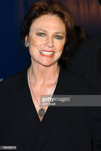 Jacqueline Bisset during MOCA Celebrates 25 Years Of Groundbreaking Art Achievements Red Carpet at MOCA at The Geffen Contemporary in Los Angeles...