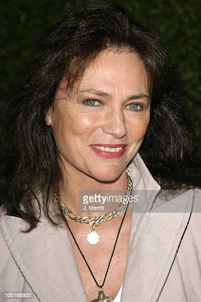 Jacqueline Bisset during The Maldonado Miracle Los Angeles Premiere at Samuel Goldwyn Theatre in Beverly Hills California United States