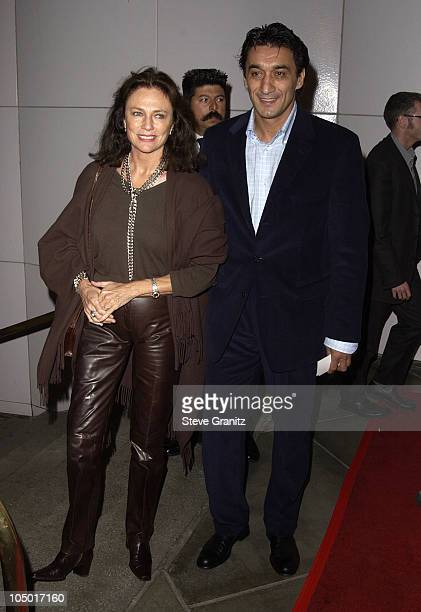 Jacqueline Bisset guest during 'Frida' Premiere Los Angeles at Los Angleles County Museum of Art in Los Angeles California United States