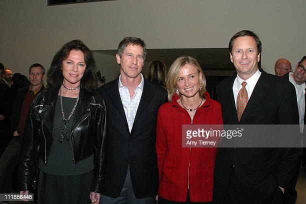 Jacqueline Bisset, Michael Burns, Vice Chairman of Lionsgate, Director Cristina Comencini, and Jon Feltheimer, CEO of Lionsgate