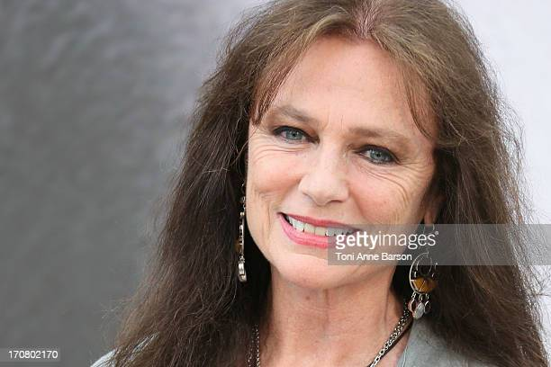Jacqueline Bisset poses at the 'Dancing on the edge' Photocall as part of the 53rd Monte Carlo TV Festival on June 11 2013 in MonteCarlo Monaco