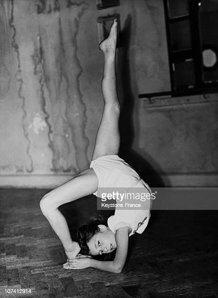 Jacqueline Boyer French Dancer
