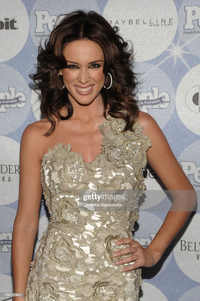 People en Espanol Los 50 Mas Bellos Party - Arrivals : News Photo