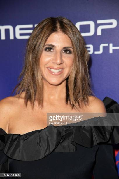 Jacqueline Demeterio Younger attends Metropolitan Fashion Week's Closing Gala And Fashion Awards at Los Angeles City Hall on October 6 2018 in Los...