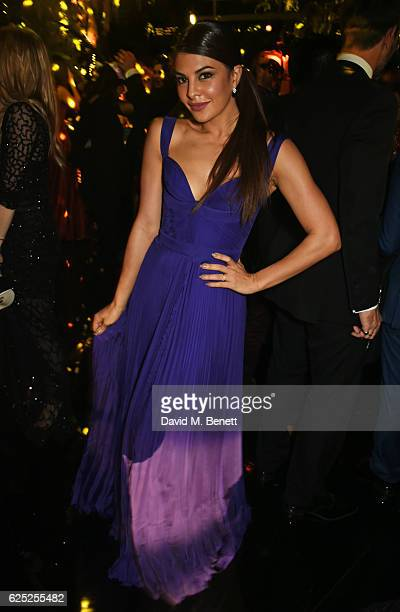 Jacqueline Fernandez attends The Animal Ball 2016 presented by Elephant Family at Victoria House on November 22 2016 in London England