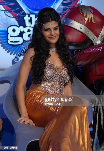 Jacqueline Fernandez attends the launch of Pepsi Game on March 25, 2010 in Mumbai, India.