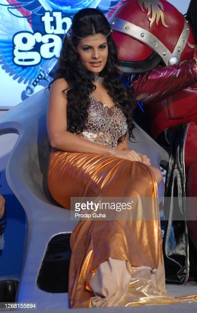 Jacqueline Fernandez attends the launch of Pepsi Game on March 25 2010 in Mumbai India