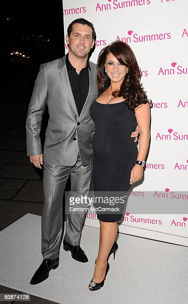 Jacqueline Gold and guest attend the Ann Summers Enchantment Collection Launch Party on December 01 2008 in London England