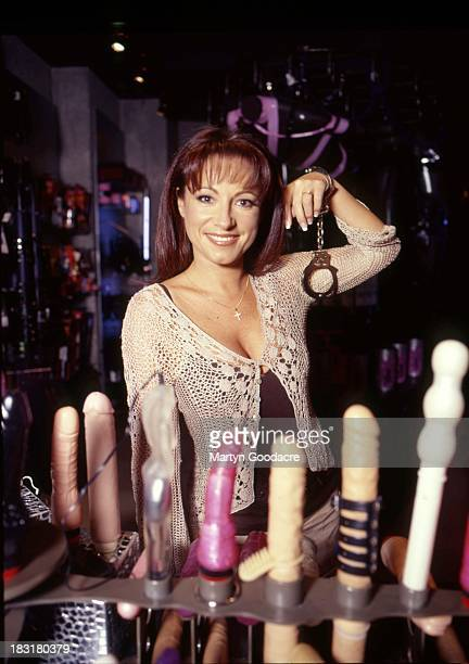 Jacqueline Gold British businesswoman who is Chief Executive of the Gold Group International companies Ann Summers and Knickerbox United Kingdom 1999