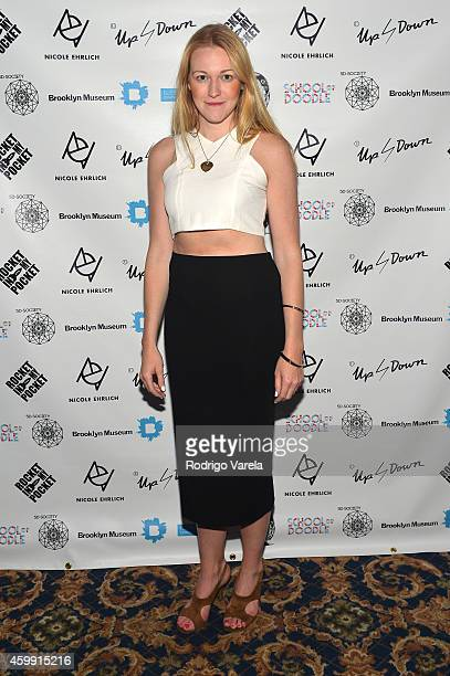 Jacqueline Griffith Crowley attends 2nd Annual Women In Art Benefit on December 3 2014 in Miami Beach Florida