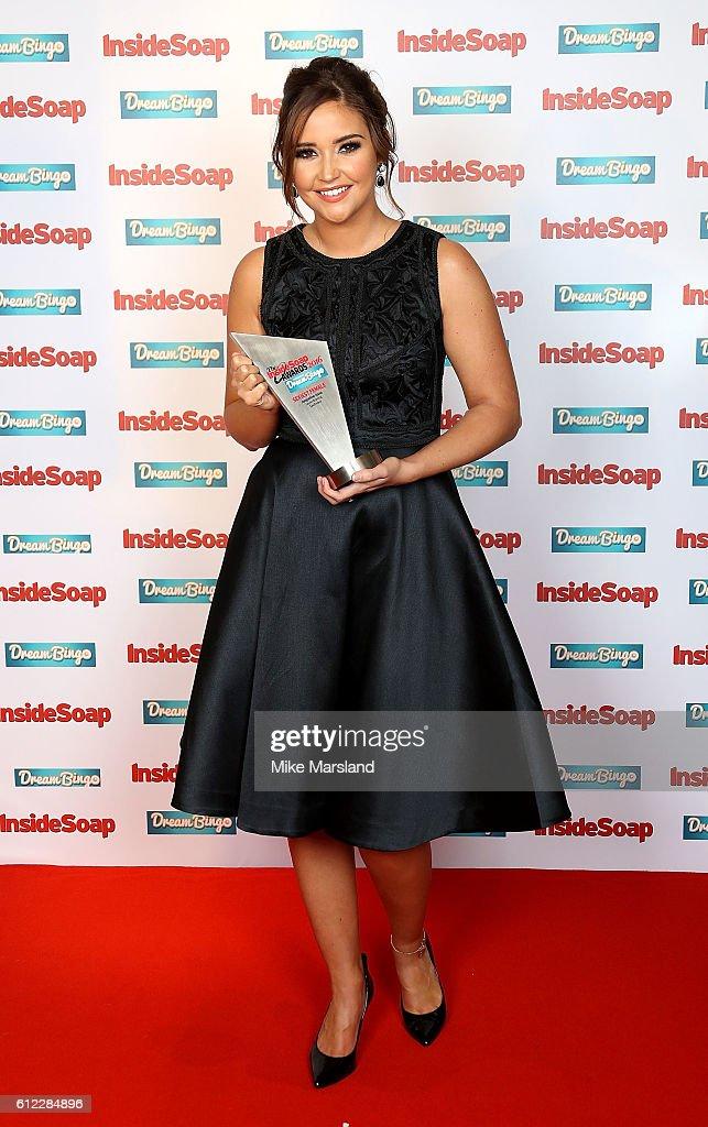 Inside Soap Awards - Red Carpet Arrivals