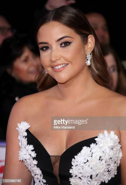 Jacqueline Jossa attends the National Television Awards 2020 at The O2 Arena on January 28 2020 in London England