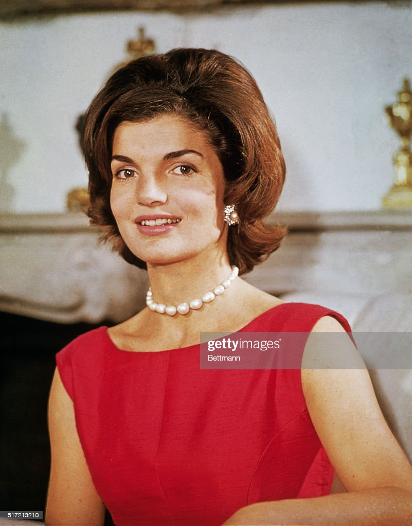 Jacqueline Kennedy At Her Georgetown Home In August 1960 News Photo