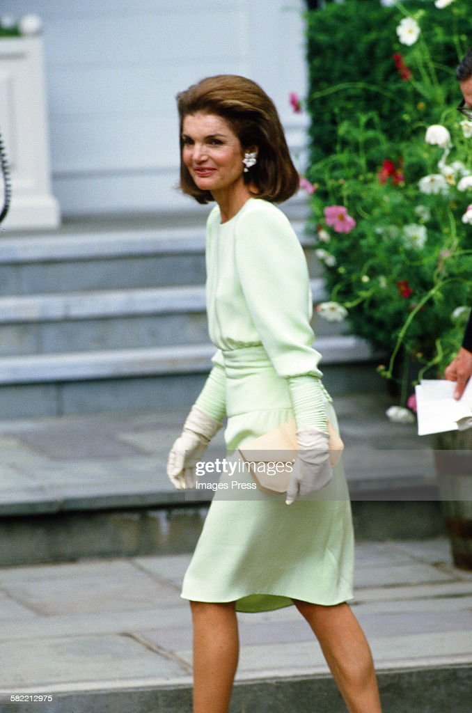 Caroline Kennedy Wedding : News Photo