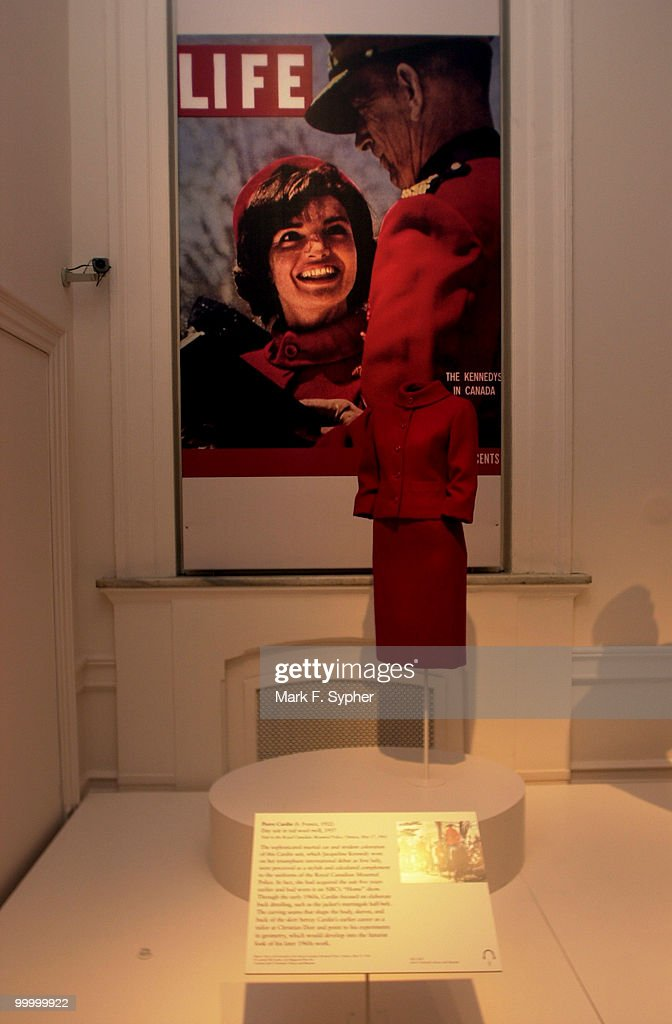 Jacqueline Kennedy's personal articles are on display, as well as examples of when such a dress was worn and the history behind it, at the Corcoran Gallery of Art's 'Jacqueline Kennedy: The White House Years' exhibit.