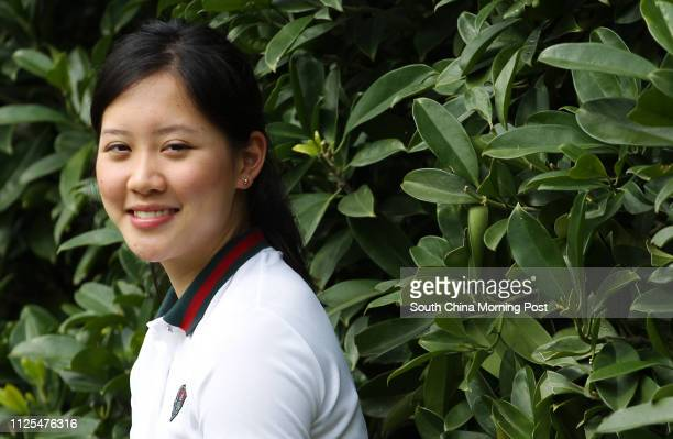 Jacqueline Lai Jingman a member of Hong Kong International Equestrian team who is raising funds to support her trip to compete in the China National...