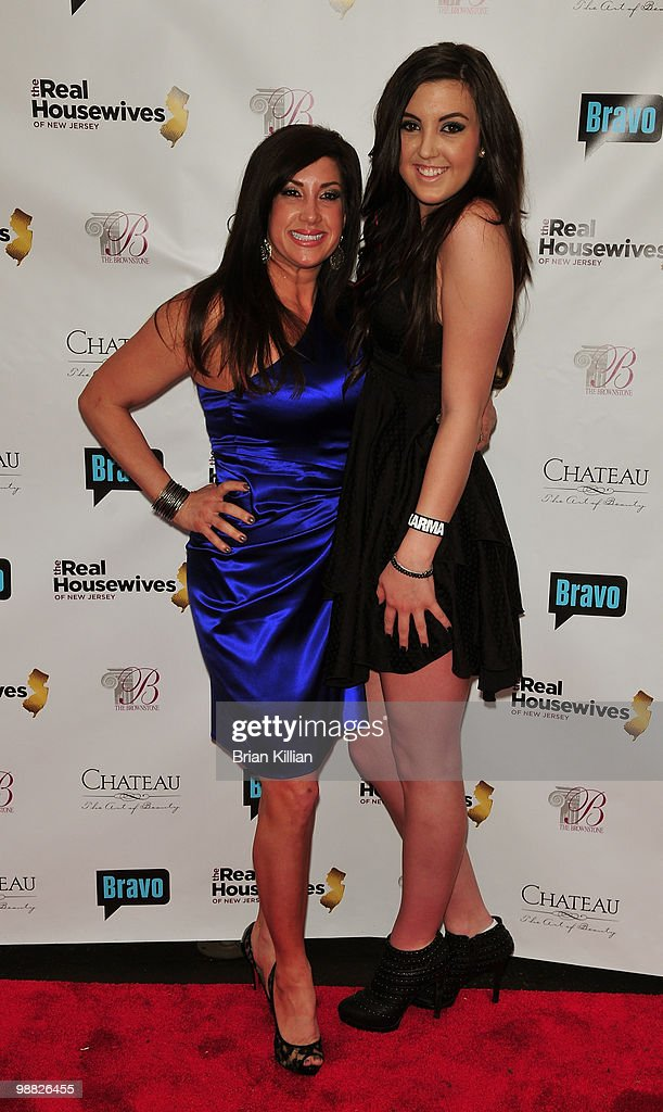 """Bravo's """"The Real Housewives Of New Jersey"""" Season Two Premiere : News Photo"""